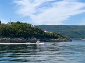 St. Lawrence Estuary, Canada