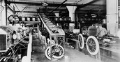 Assembly line and the Model-T