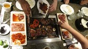 The Korean Barbeque
