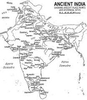 How did humans impact India?