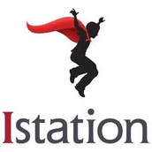 I-Station monthly reports and celebration