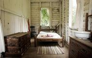inside slaves house