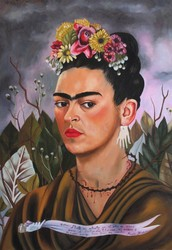 Frida Kahlo Entrevista