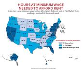 Hours vs Rent
