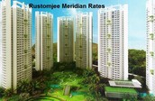 City Realty Gala Offer Projects In Rustomjee Meridian Rates