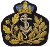 Royal Navy- Admiral