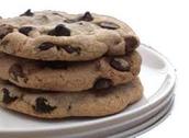 Las galletas de chocolate