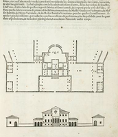 ^Villa Godi at^ Lonedo di Lugo, Four Books on Architecture^