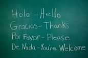 Hola to Spanish