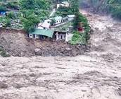 A DISASTER IN UTTARAKHAND..............