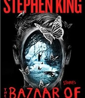 The bazaar of bad dreams : stories by Stephen King