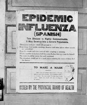 Spanish Flu (1918-1919)