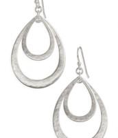 Sterling Silver Lakin Earrings