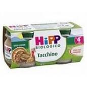 HIPP omogenizzati carne