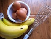 Los Huevos y Los Plátanos