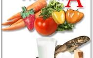 Contienen vitamina A