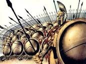 Sparta Soldiers