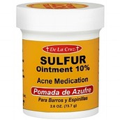 Sulfur in Ointment