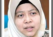 Prof Madya Dr Harlina Halizah Hj Siraj.