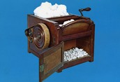 Eli Whitney Invents the Cotton Gin!