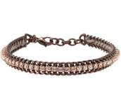 Copper Cupchain Bracelet - Was £35 Now £15