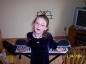 First Piano Recital