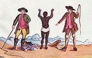 Slave arrival