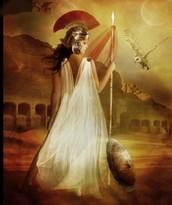 Athena (Greek Goddess)