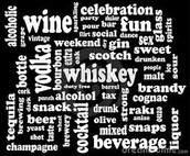 What are other common words used for alcohol.