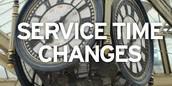 One Service Summer Schedule