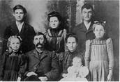 The Hudson family