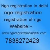 registration of ngo
