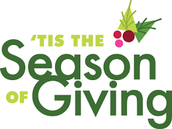 Shop to Give  in support of the DCF Holiday Party