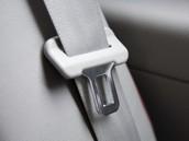 normal seat belt buckle