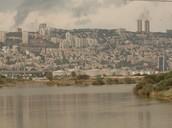 זיהום המים כתוצאה משפיכת פסולת