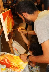 Join the best art workshop in the city!