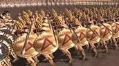 Athenian army