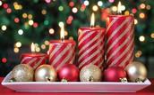 Christmas Candles: