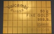 FINE 999.9 GOLD INGOTS. BREAKAWAY GOLD.