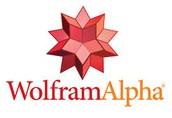 Wolfram/Alpha