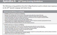 Scoring Guidelines -Interpersonal Email Reply