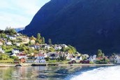 Segne Fjord, Norway