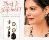 #8 - La Dolce Vita Convertible Earrings