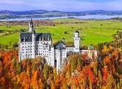 Europa castillos