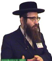 this is a picture of a rabbi.