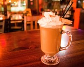 Introducing Starbucks Irish Coffee