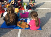 Kinder Reading Picnic