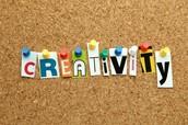 Let those creative juices flow