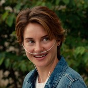 Shailene Woodley AKA Hazel Grace Lancaster