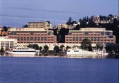Beautiful office space available with a view of Lake Union!